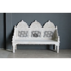 Bench Carved ABAP212010