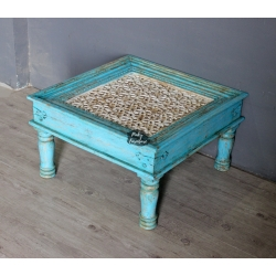 Coffee Table Sq Painted ABAP212015
