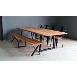 Dining Table Live Edge ABJY21017
