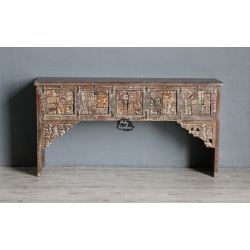 Console Carved ABJN2108