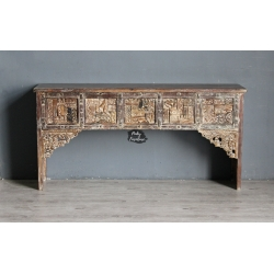 Console Carved ABJN2108A