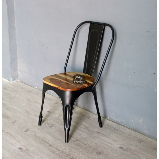 Chair Iron and Wood ABF2122