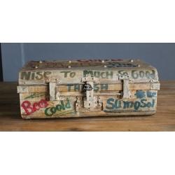 Box Painted Iron SP19LA0103E
