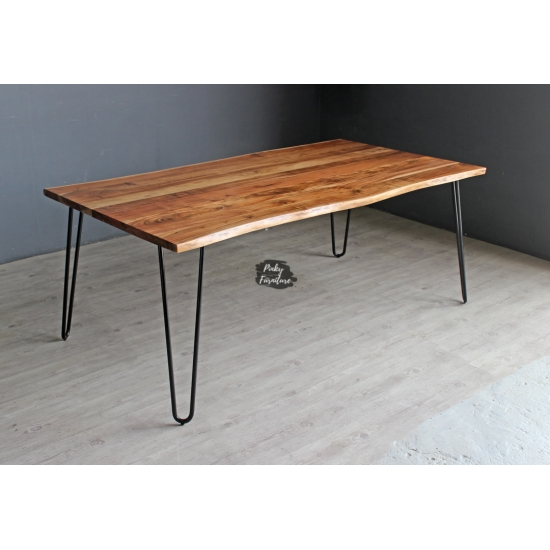 Dining Table Live Edge ABMR2108