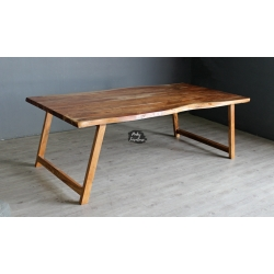 Dining Table Live Edge ACF2158