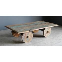 Coffee Table on Wheels HAMY21043