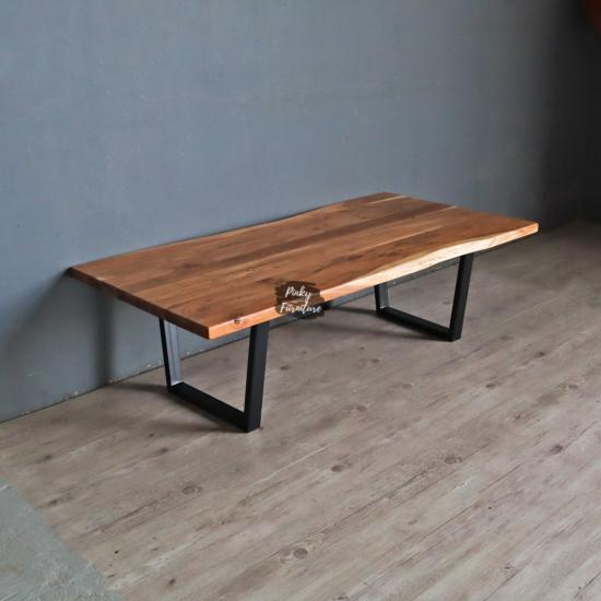 Coffee Table Live Edge HAAG210157