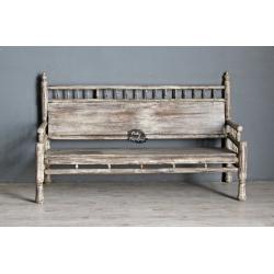 Bench Carved HAJN21013190