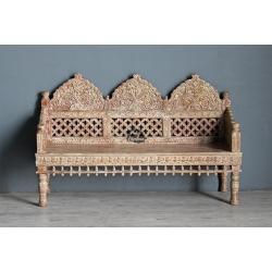 Bench Carved HAJN2109905