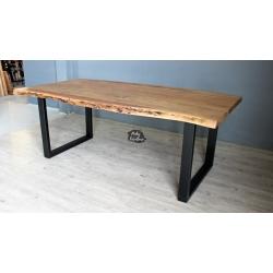 Dining Table Live Edge 5cm Top HAJN210162