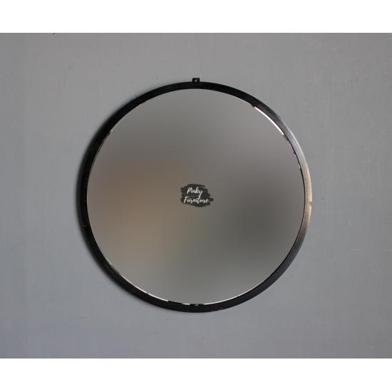 Mirror Frame Round Iron PFCDRD80