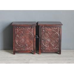Bedside Cabinet Set of 2 HAJY2013250